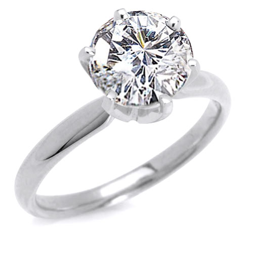 2 carat diamond ring jewelry