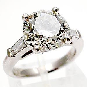 3 carats of diamonds - ring jewelry