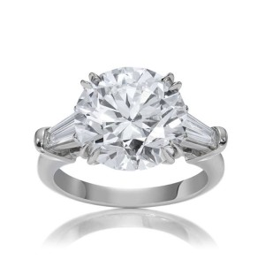 harry winston diamond engagement ring
