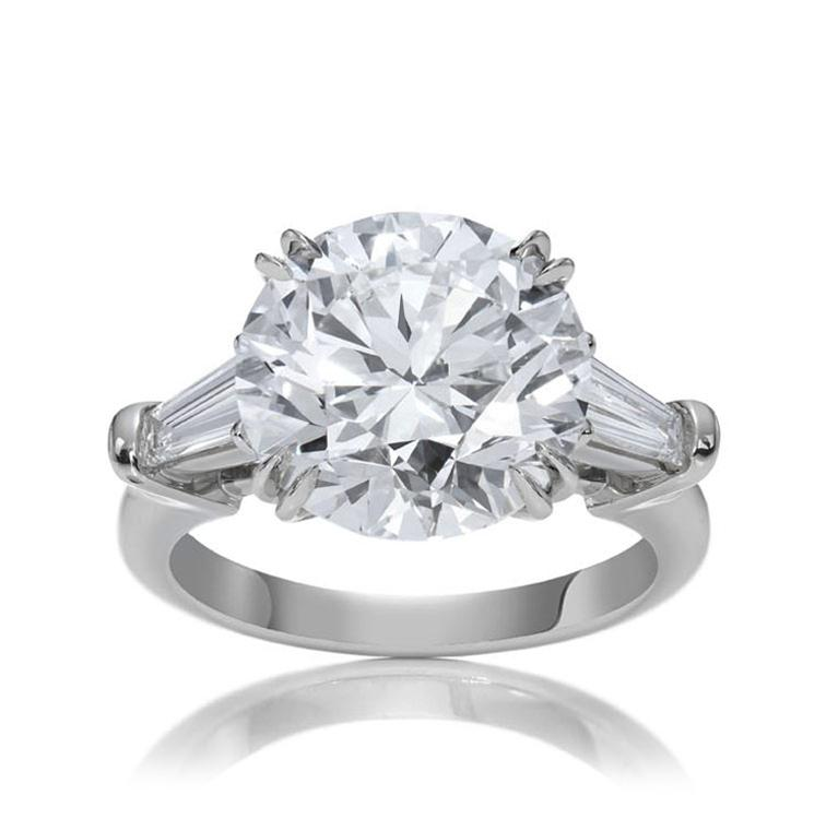 Top Harry Winston Engagement Rings LK64