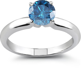 How To Buy The Perfect Blue Diamond Ring