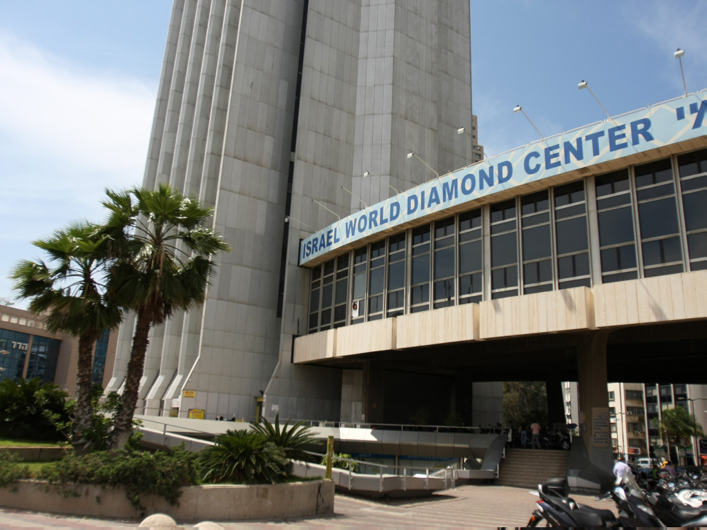 Diamond Exchange And International Diamond Trading