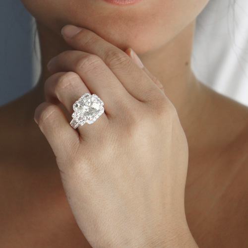 Moissanite Engagement Rings – All You Need To Know