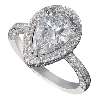 Pear Shaped Engagement Rings – Why To Buy Them