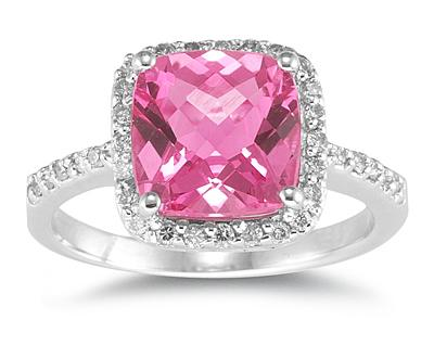 Pink Diamond Rings – Artificially Colored?