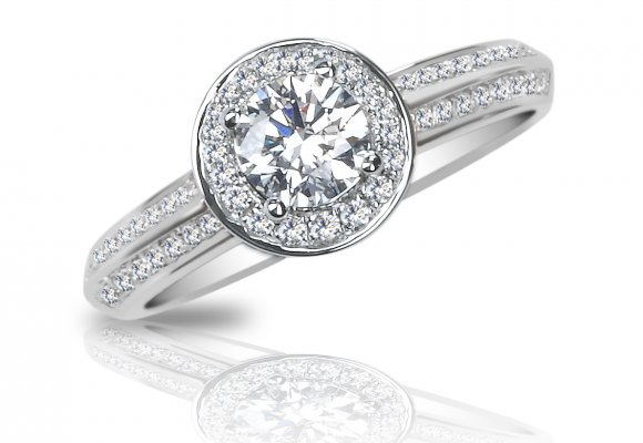 All About Round Engagement Rings